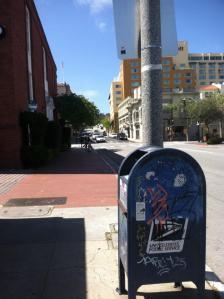 mail box one