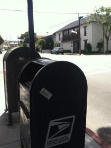 mailbox five
