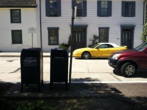 mailbox four
