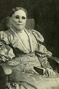 Fanny Crosby, our girl